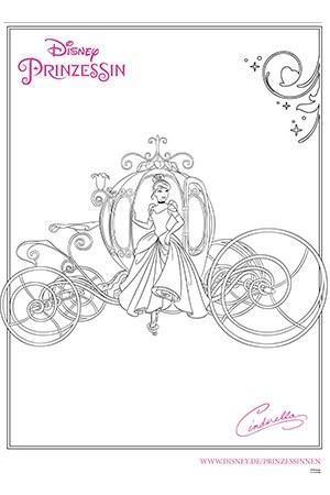 Disney Prinzessin - Cinderella