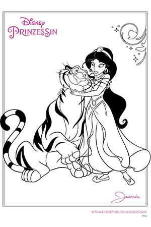 Disney Prinzessin - Jasmin