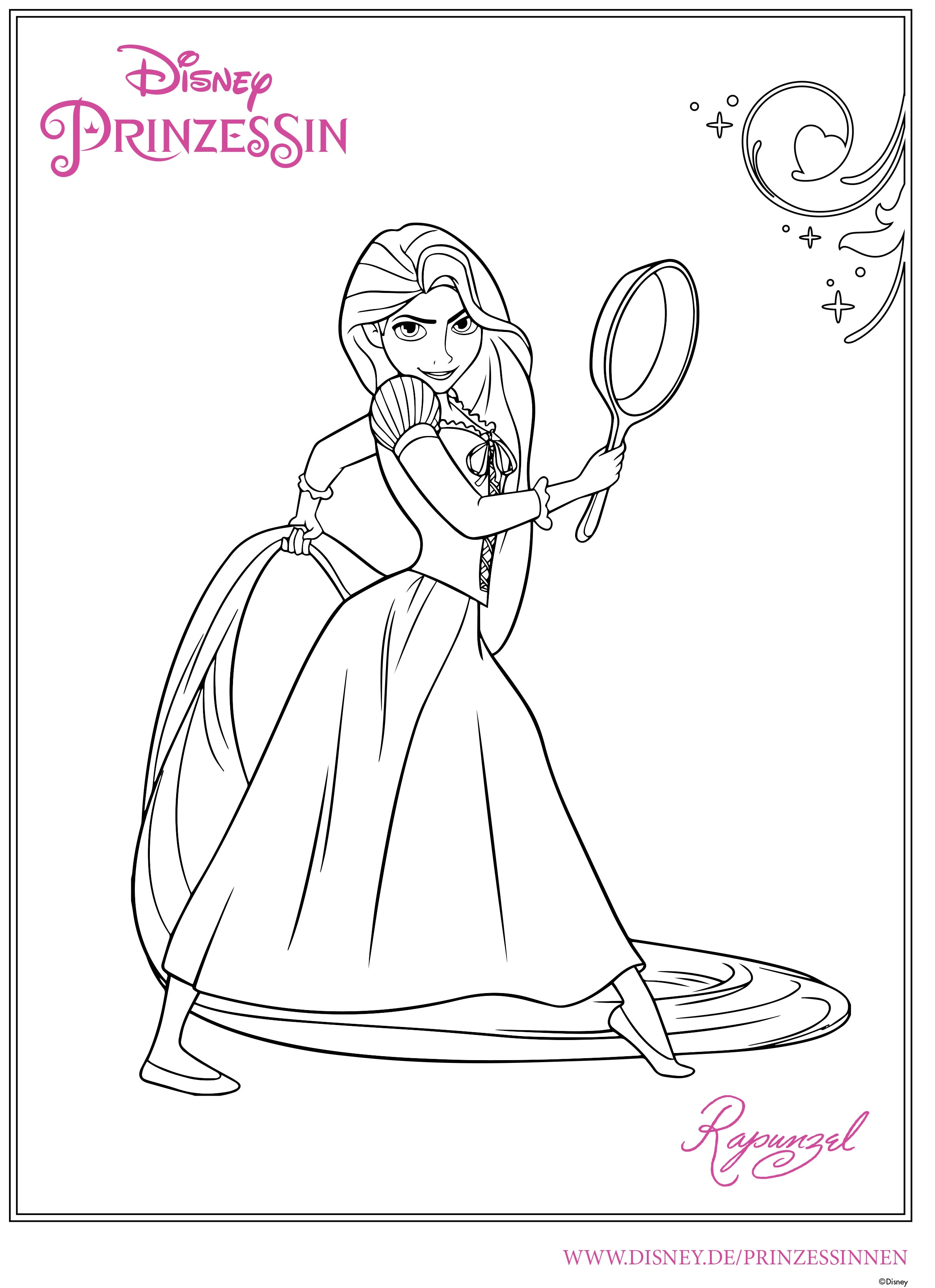 Ziemlich Disney Prinzessin Jasmin Malvorlagen Fotos Entry Level