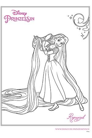 Disney Prinzessin - Rapunzel