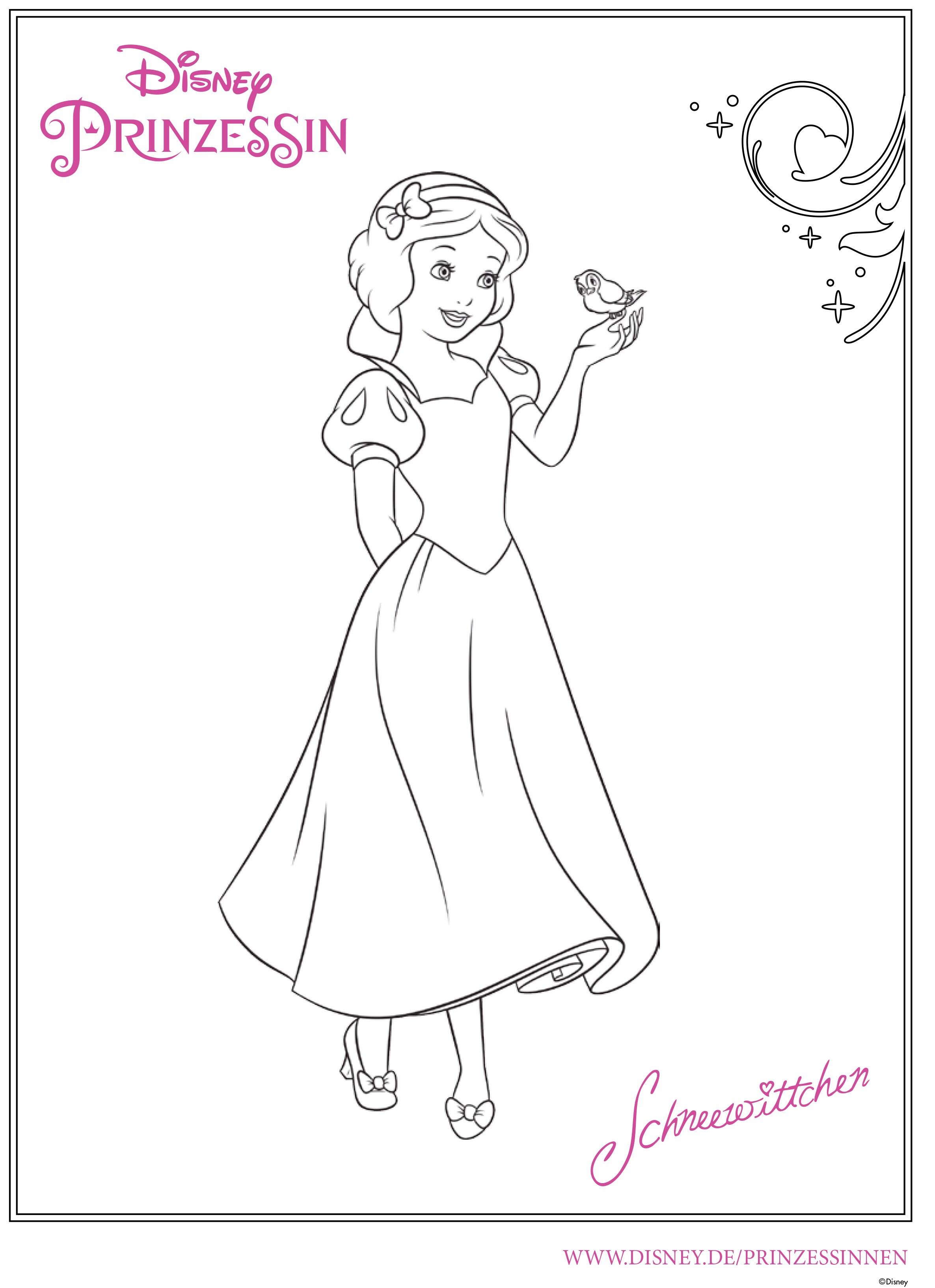 Cinderella Ausmalbilder 2015 Cinderella 01