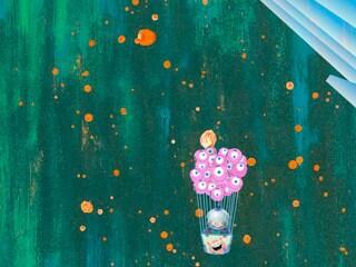 Balões espaciais