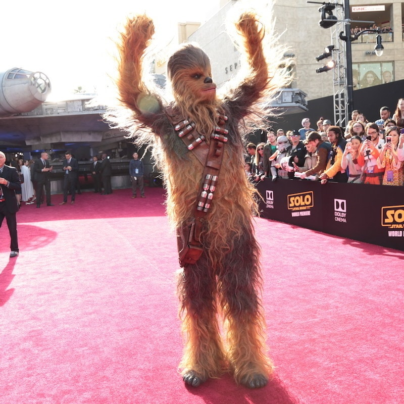 Best Dressed on the Red Carpet at the Solo: A Star Wars Story Premiere