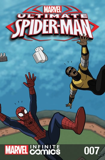 ULTIMATE SPIDER-MAN INFINITE DIGITAL COMIC #7