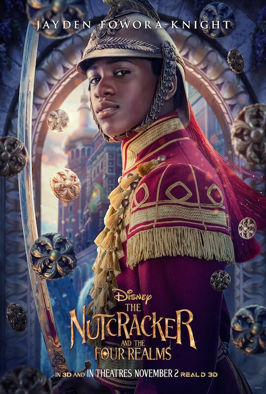 Character Poster From The Nutcracker and the Four Realms