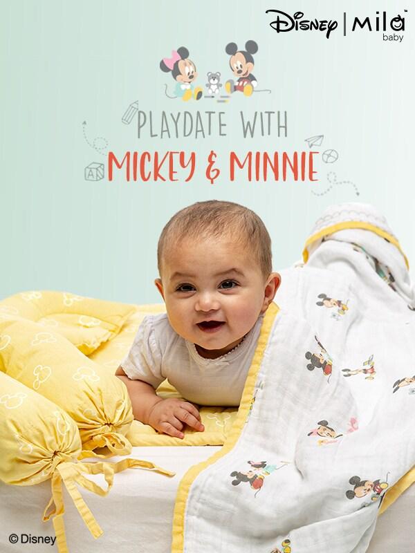 Disney x Mila Baby | Main Page