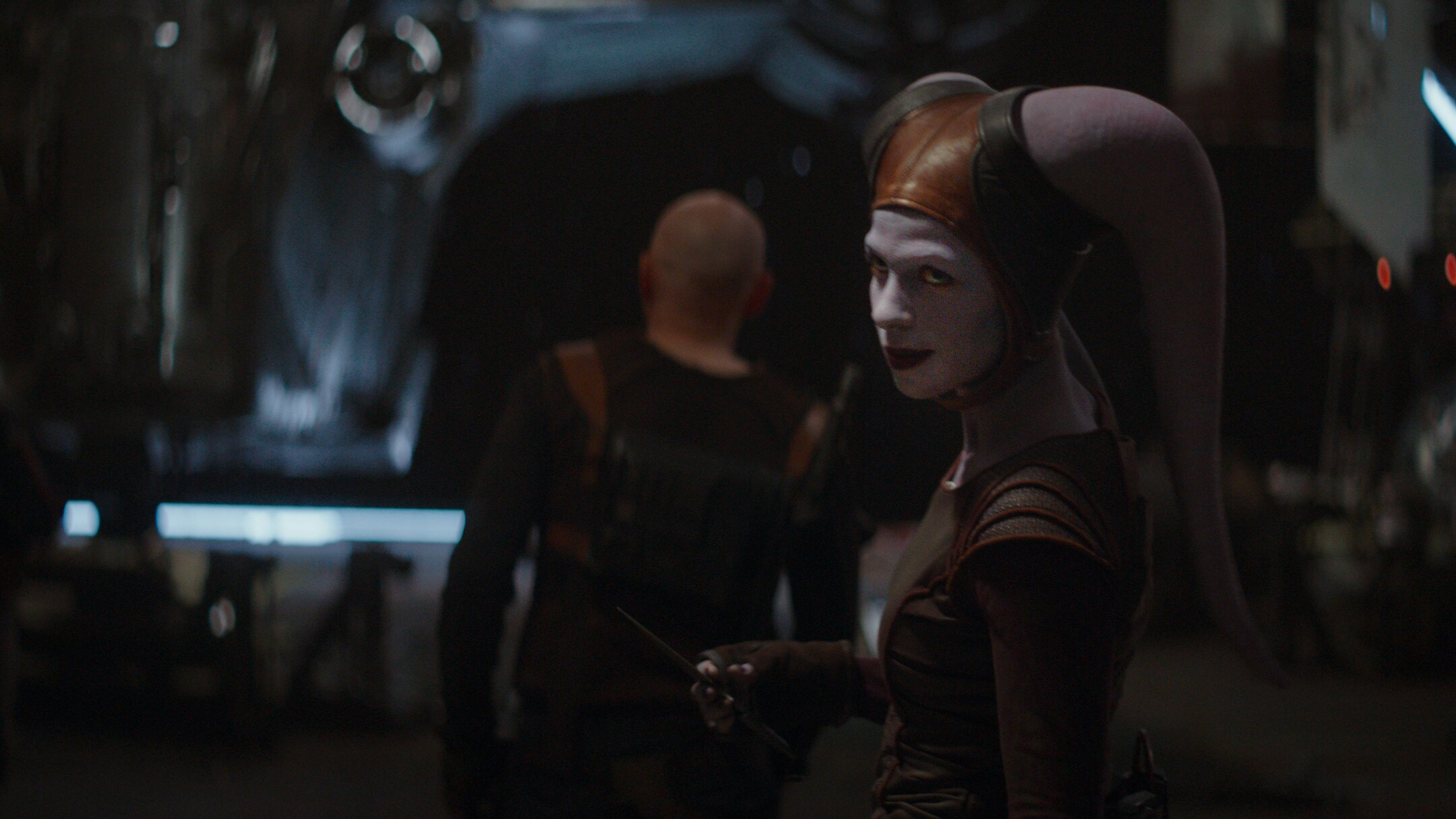 Caption :Scene from the Disney+ series THE MANDALORIAN. Byline :Lucasfilm Copyright :(c) 2019 Lucasfilm Ltd. All Rights Reserved.