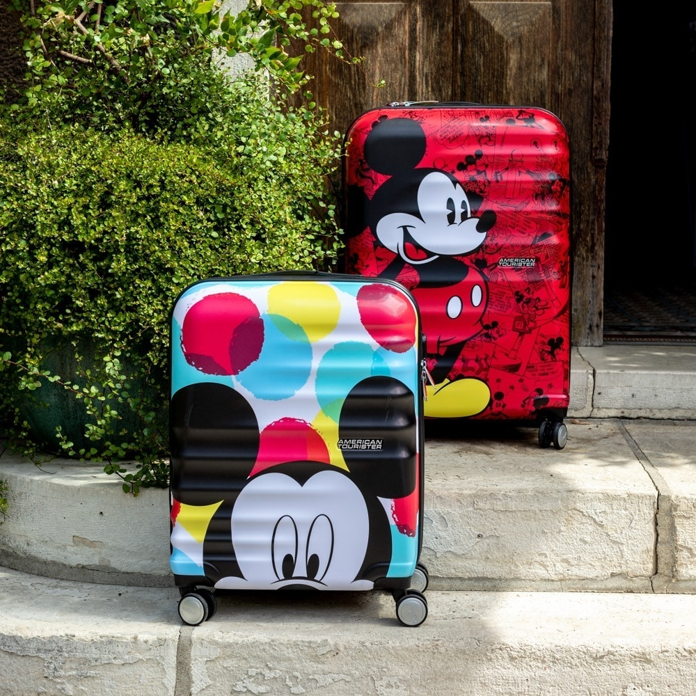 Mickey Mouse l Bagages à roulette American Tourister édition Mickey