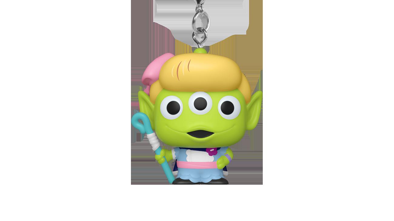 Pixar - Alien as Bo Peep - Keychain