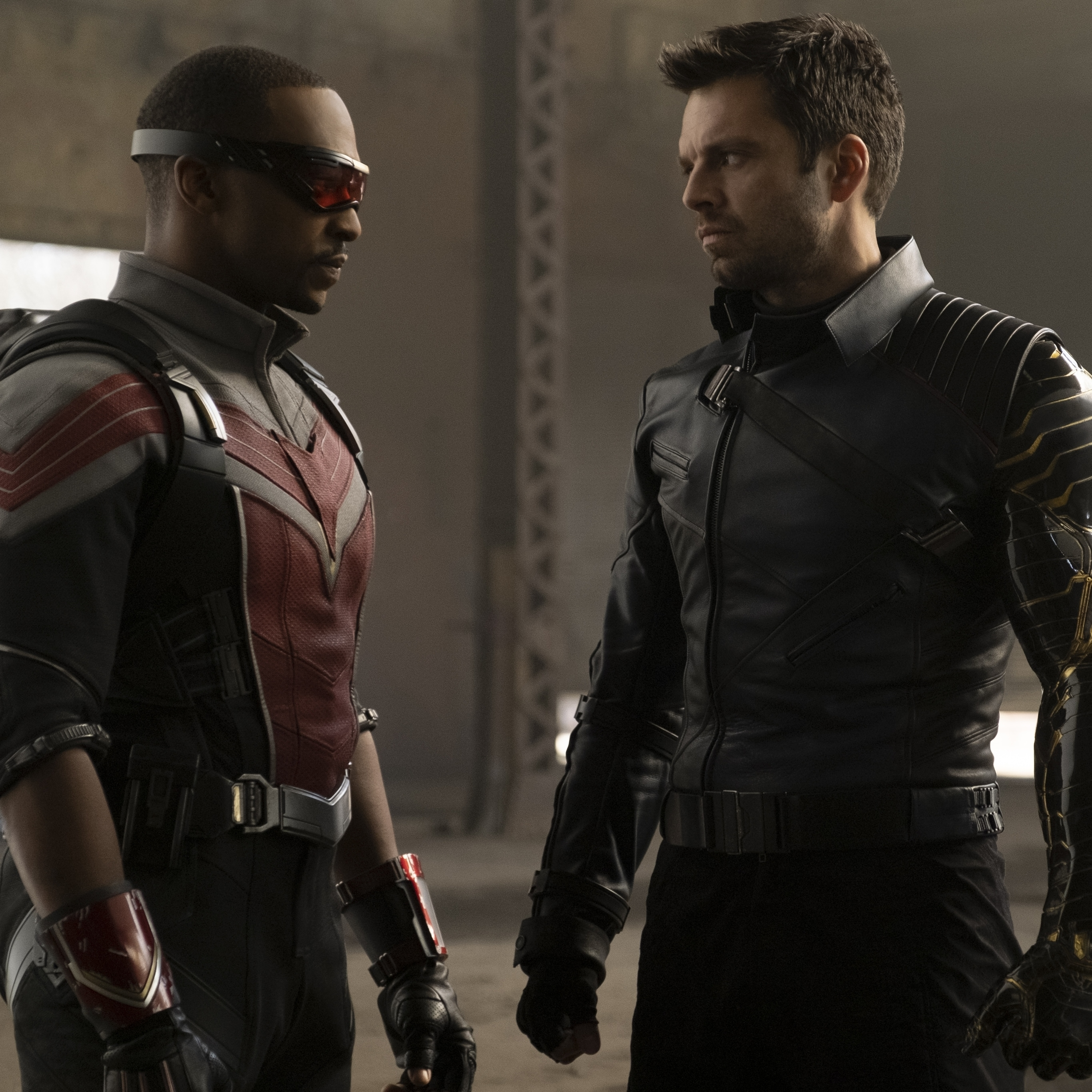 The Falcon and The Winter Soldier Soars to Disney+!