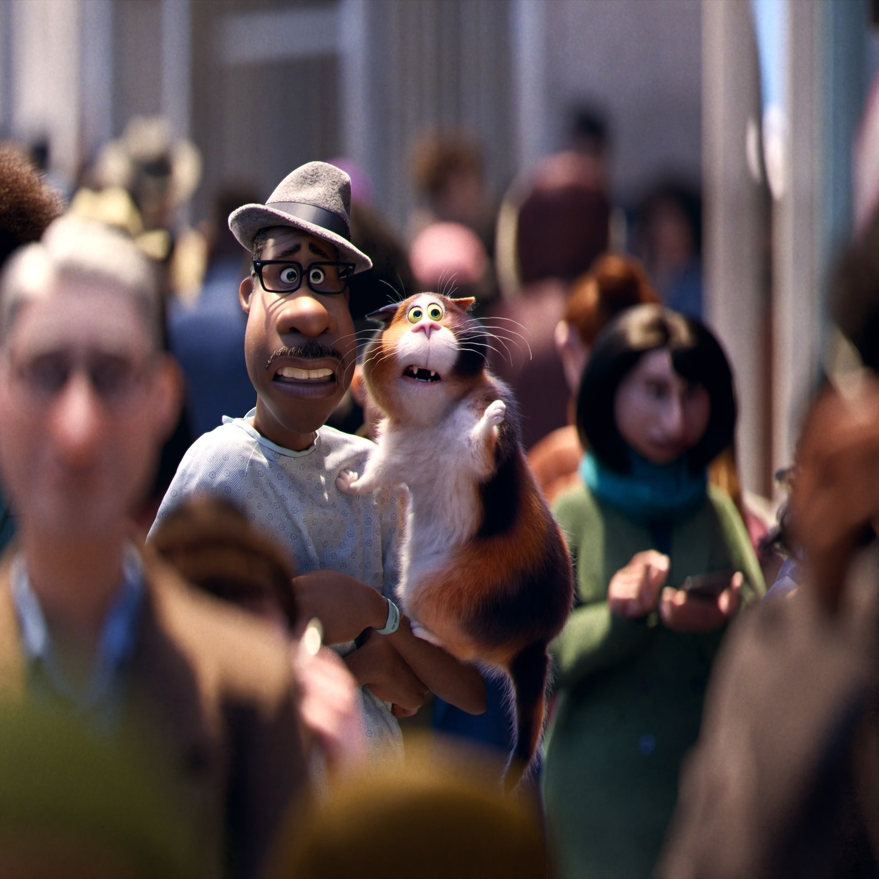 The Gift That Keeps Giving: Pixar's First Black-Lead Film Soul Debuted Dec. 25