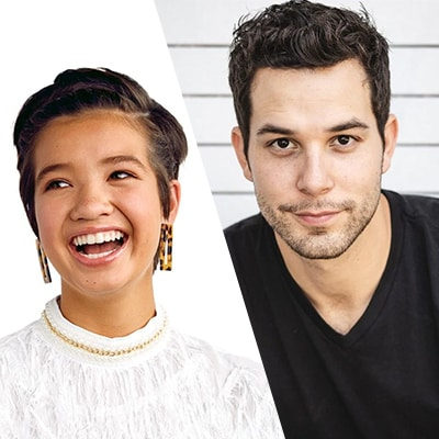 Peyton Elizabeth Lee, Skylar Astin to Star in Secret Society of Second Born Royals on Disney+