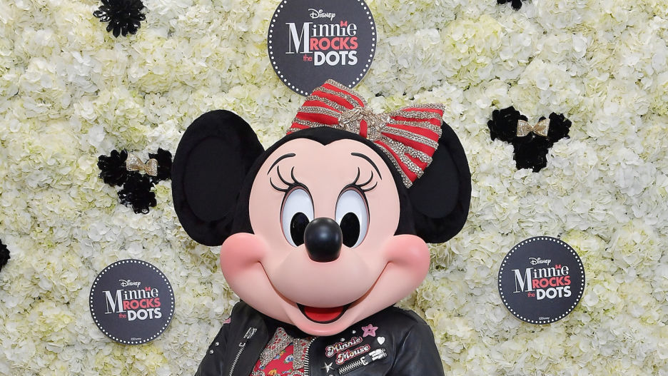 ICYMI: Mickey and Minnie Wore Coach to Minnie's Hollywood Walk of Fame Celebration