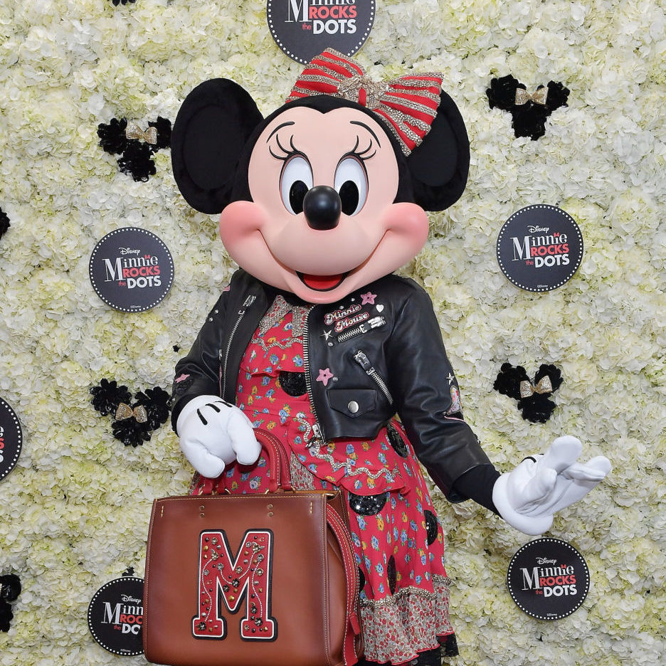 ICYMI: Mickey and Minnie Wore Coach to Minnie's Hollywood Walk of Fame Celebration