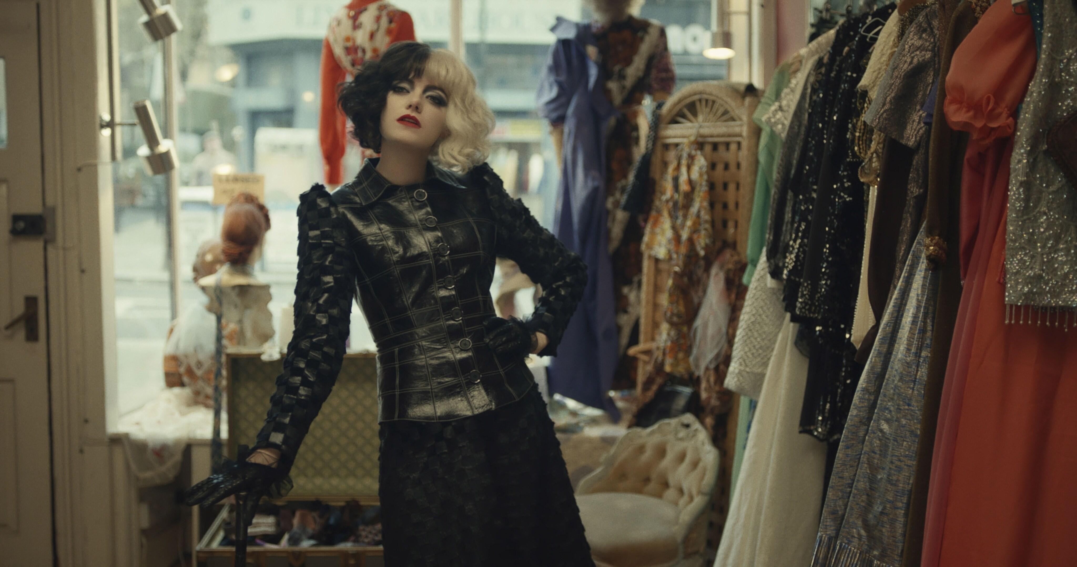 """Emma Stone fecha com Disney para sequência de """"Cruella"""""""