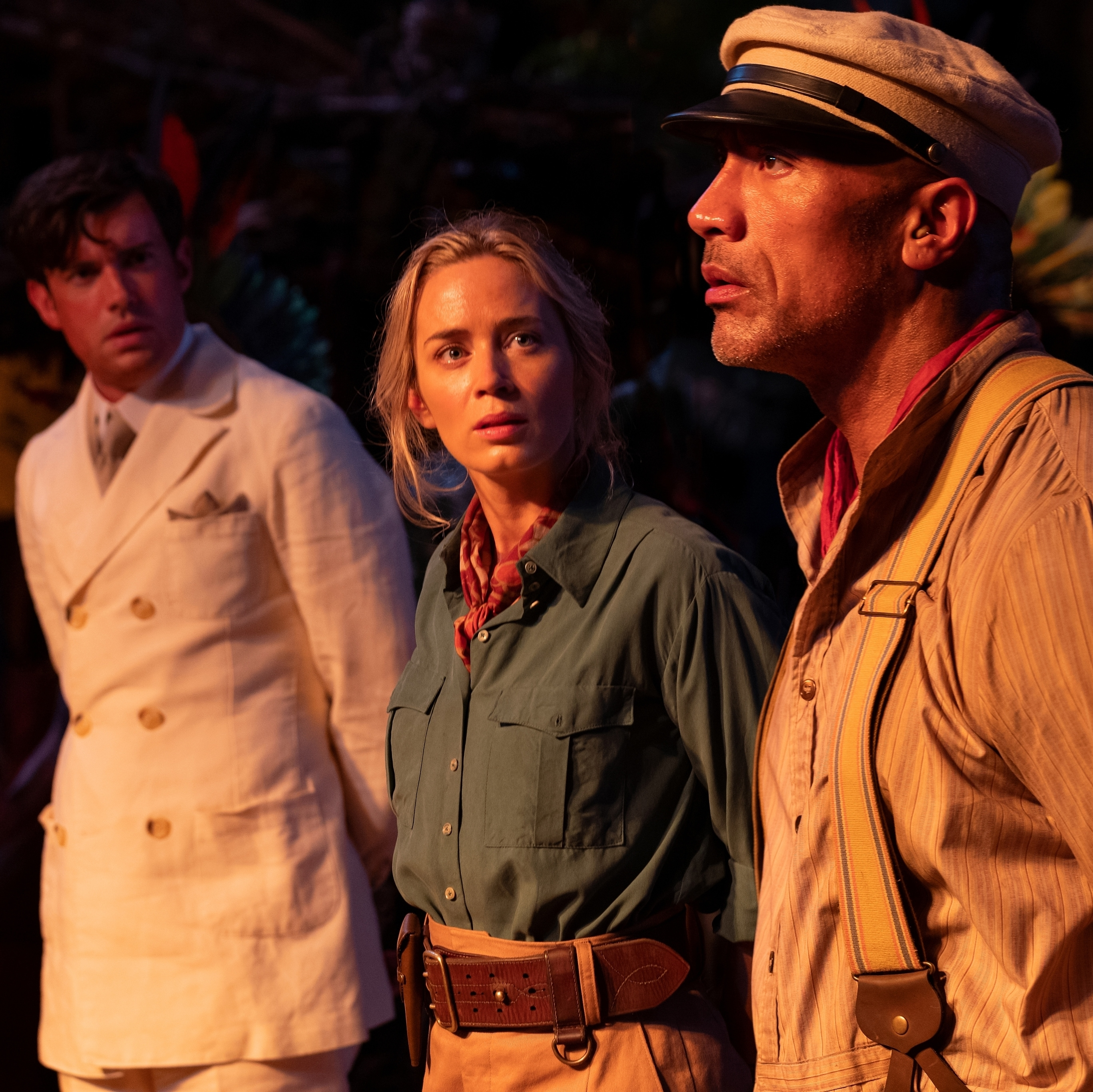 """New Trailer Released For Disney's """"Jungle Cruise"""" Starring Dwayne Johnson And Emily Blunt Coming To Theaters And On Disney+ With Premier Access July 30"""