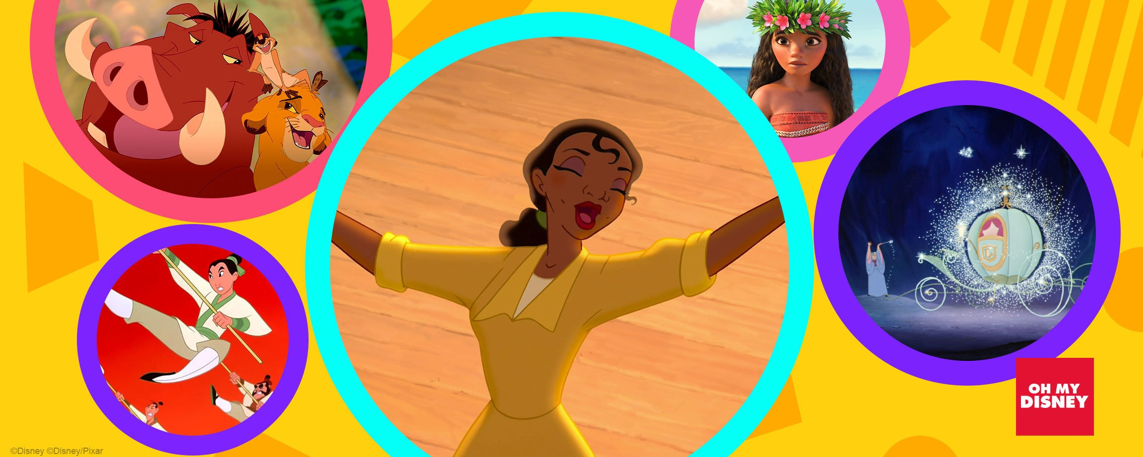 9 Disney Songs From The Spotify's Disney Hub