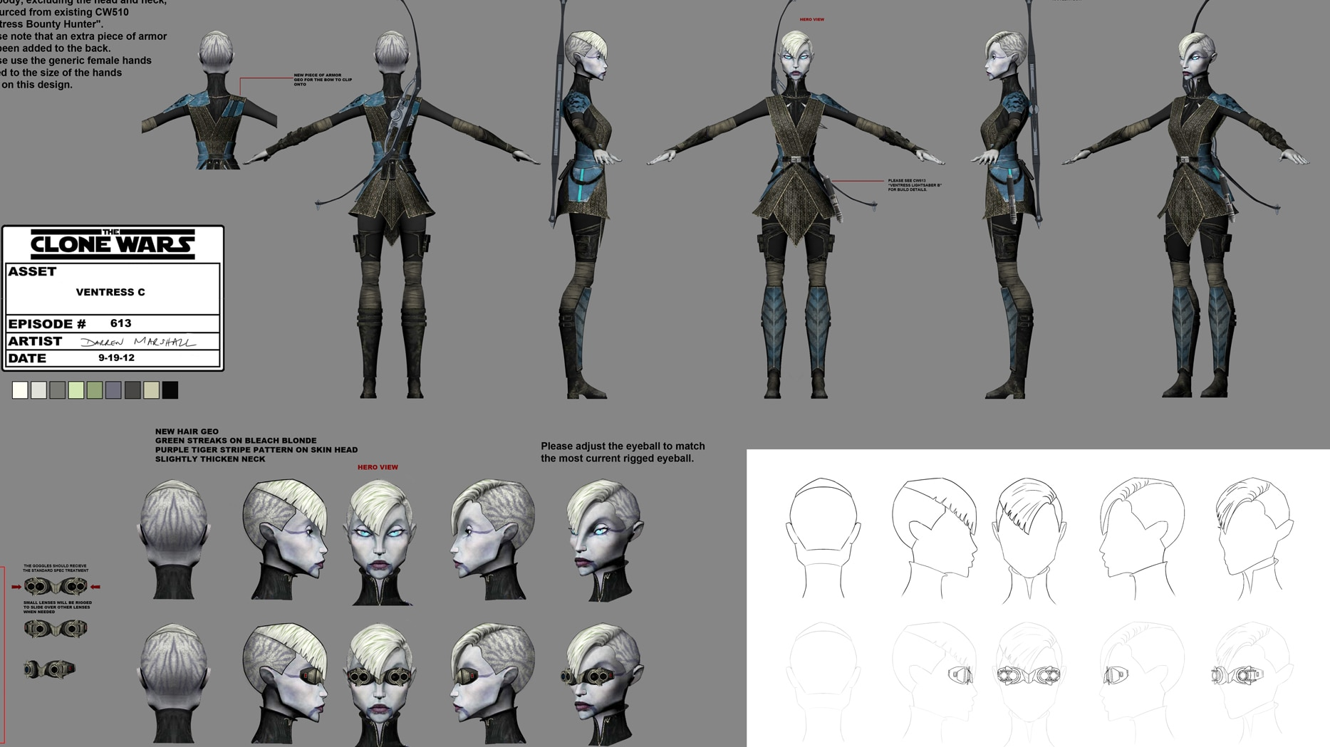 Dark Disciple Concept Art Gallery Starwarscom