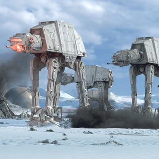 Walker AT-AT (Transporte Blindado para Todo Terreno)