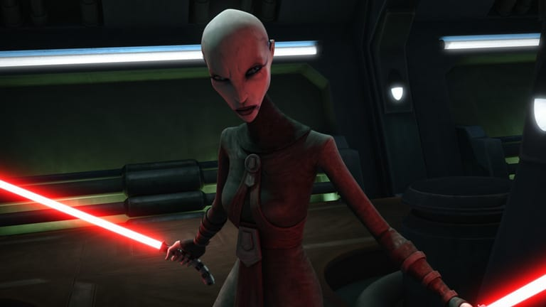 Image result for Asajj Ventress