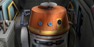 Chopper, Grumpy Astromech Droid