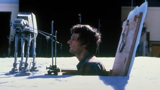 The Empire Strikes Back - BTS Gallery