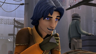 Ezra Bridger Biography Gallery