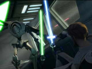 General Grievous vs. Obi-Wan Kenobi