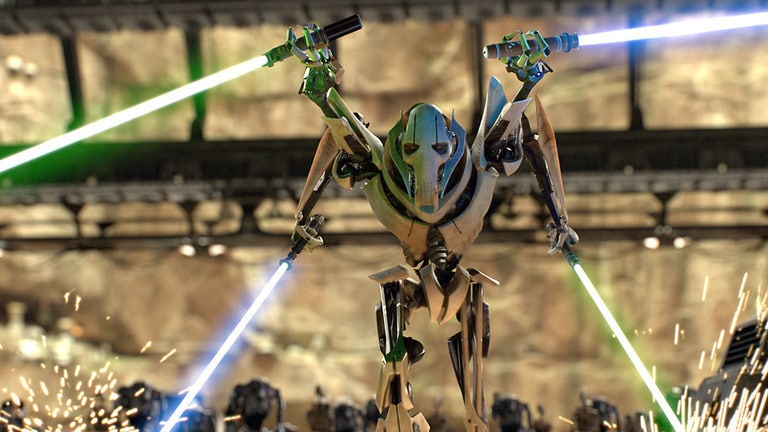 Image result for star wars general grievous