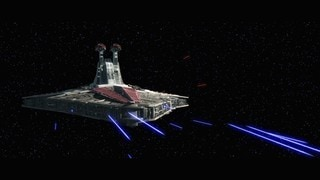 Imperial Star Destroyer History Gallery