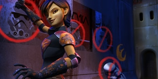 Sabine, the Explosive Artist