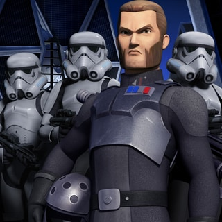 Star Wars Rebels: Meet Agent Kallus, Imperial Enforcer