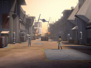 "Star Wars Rebels ""We're Even"" Clip"
