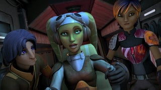 """Another Fine Mess"" - Star Wars Rebels Clip"