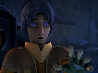 Star Wars Rebels: Ezra's Fear