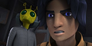 Star Wars Rebels: Questions from the Past