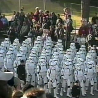 2007 Rose Parade Star Wars Spectacular Highlights