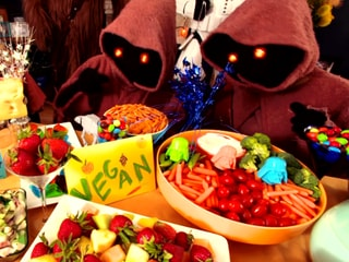 Star Wars Day: May the 4th Party Tips - Food