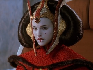 Queen Amidala's Couture - Star Wars: Discoveries From The Inside