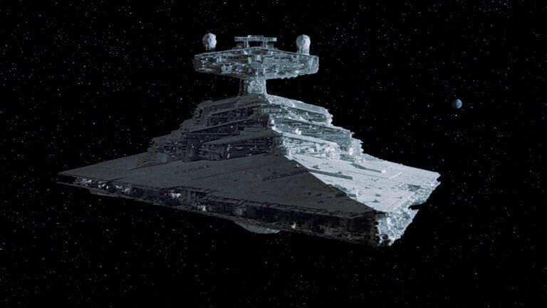Imperial Star Destroyer Starwars