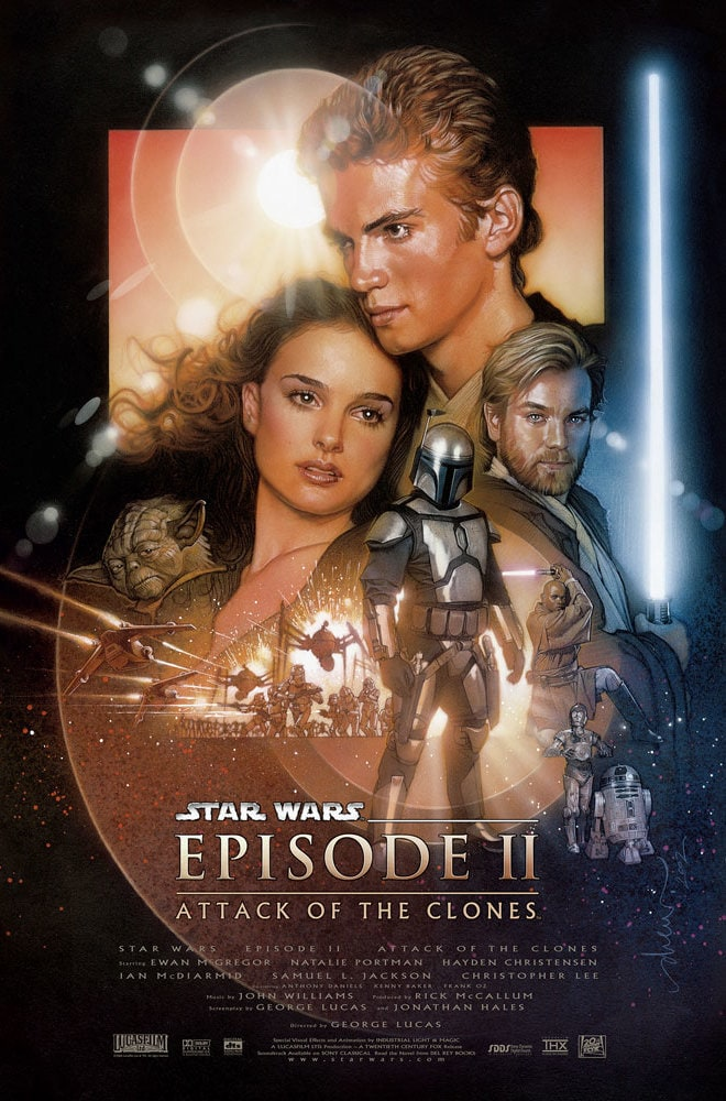 Star Wars Attack Of The Clones Starwars Com