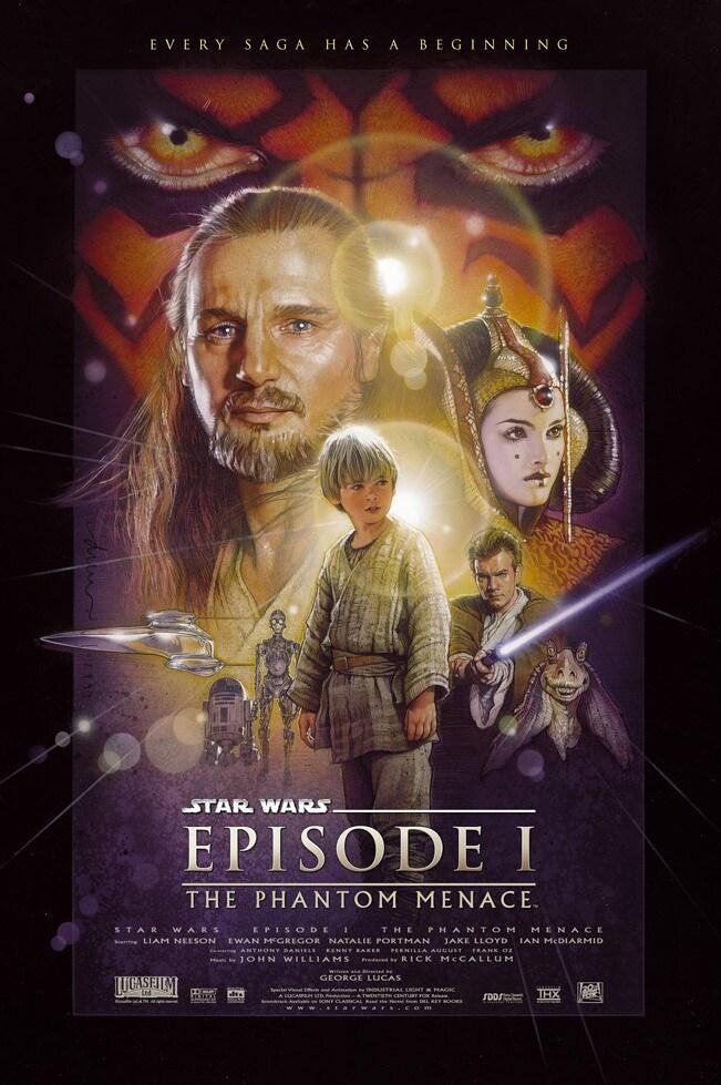 Star Wars The Phantom Menace Starwars Com