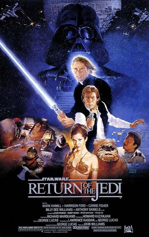 Star Wars: Episode VI Return of the Jedi