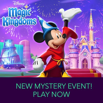 Hero Stream - Disney Magic Kingdom - Mystery Event