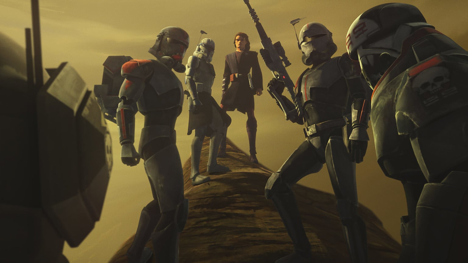 """Clone Wars Declassified: 5 Highlights from """"A Distant Echo"""""""