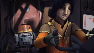 "Star Wars Rebels: ""A Joyride Rescue Mission"""
