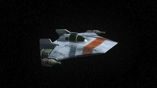 A-wing trainer (RZ-1T)