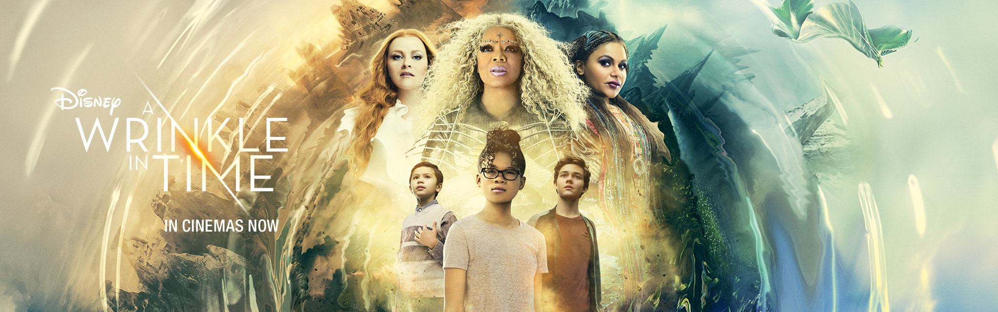 A Wrinkle In Time - In Cinemas Now