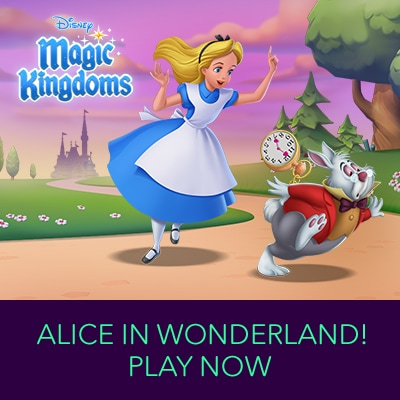 Hero Stream - Disney Magic Kingdoms Alice In Wonderland