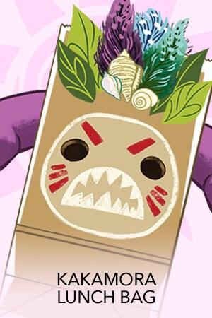 Kakomora Mask